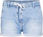 Chillaz Damen Summer Splash Shorts (Größe M, Blau)