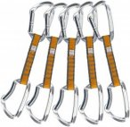Climbing Technology Basic 12cm Express Set 5er Pack Silber