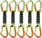 Climbing Technology Nimble EVO Pro NY 12 cm 5er Pack Express-Set Orange