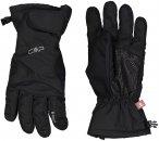 CMP Herren Ski Handschuhe (Größe XL, Schwarz)
