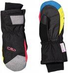CMP Kinder Ski Handschuhe (Größe M, Schwarz) | Fäustlinge > Kinder