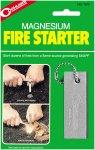 Coghlans Magnesiumfeuerzeug (Grau) | Feuerzeuge