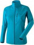 Dynafit Damen Alpine Wind Jacke Blau XS