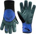 Dynafit FT Leather Handschuhe (Größe L, Blau)   Fingerhandschuhe