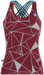 E9 Damen Noa19 Tanktop (Größe L, Rot)   Tanktops > Damen