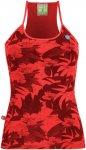 E9 Damen Titti Tanktop (Größe L, Rot)   Tanktops > Damen