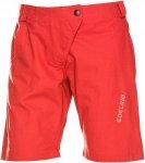 Edelrid Damen Rider Rope Shorts (Größe M, Rot) | Kurze Hosen > Damen