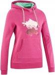 Edelrid Damen Spotter Hoodie (Größe XS, Pink) | Hoodies > Damen