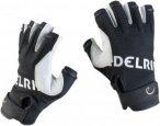 Edelrid Work Glove Open (Größe XL, Schwarz)