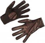 Endura Herren Adrenaline Shell Handschuhe (Größe S, Schwarz)