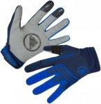 Endura Singletrack Handschuhe Blau XL