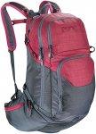 Evoc Herren Explorer PRO 30 Rucksack (Rot)   Fahrradrucksäcke > Herren