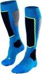 Falke Herren SK 2 Socken (Größe 46, 47, 48, Blau) | Skisocken > Herren