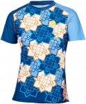 Fanfiluca Damen Kathleen T-Shirt Blau XL