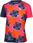 Fanfiluca Damen Kathleen T-Shirt Orange M