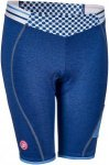 Fanfiluca Damen Megara Shorts Blau XS