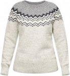 Fjällräven Damen Övik Knit Pullover (Größe M, Grau)
