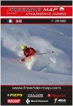 Freeride Map Chamonix Nord - Ski