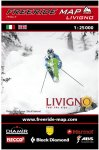 Freeride Map Livigno - Ski