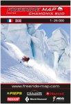 Freeride Map Chamonix Süd - Ski