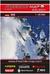 Freeride Map Sölden - Ski