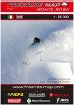 Freeride Map Monte Rosa - Ski