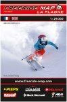 Freeride Map La Plagne - Ski