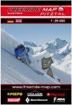 Freeride Map Pitztal - Ski