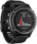 Garmin Fenix 3 HR Saphir Grau GPS-Uhr