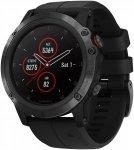 Garmin Fenix 5X Plus Saphire GPS Uhr (Schwarz)