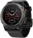 Garmin Fenix 5X Sapphire Grau GPS Uhr  | Pulsuhren