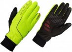 GripGrab Windster Hi-Vis Handschuhe (Größe S, Grün) | Fahrradhandschuhe