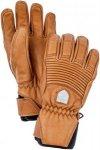 Hestra Damen Fall Line Handschuhe Braun M, S