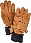 Hestra Leather Fall Line Handschuhe Braun M, S