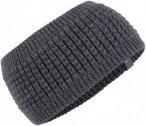 Icebreaker Affinity Stirnband Grau