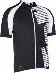 ION Herren Aerator Zip-Shirt Schwarz S