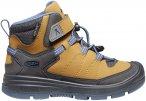 Keen Kinder Redwood MID WP Schuhe (Größe 34, Gelb)