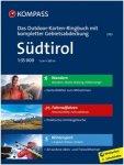 Kompass Verlag Südtirol Outdoor-Karten-Ringbuch