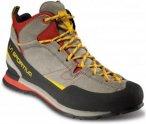 La Sportiva Boulder X Mid GTX Schuhe (Größe 42, Grau) | Wanderschuhe & Trekkin