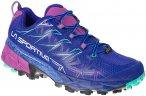 La Sportiva Damen Akyra GTX Schuhe (Größe 37, Blau)