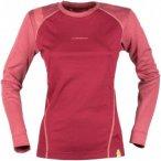 La Sportiva Damen Saturn Longsleeve Pink L