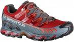 La Sportiva Damen Ultra Raptor GTX Schuhe (Größe 38.5, Rot)