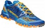La Sportiva Bushido Schuhe Blau 42