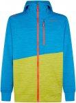 La Sportiva Herren Training Day Hooded Jacke (Größe S, Blau)