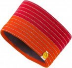 La Sportiva Power Stirnband (Größe L, Orange) | Stirnbänder