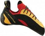 La Sportiva Testarossa Kletterschuhe (Größe 39.5, Mehrfarbig) | Kletterschuhe