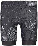 Maloja Damen ChaterinaM. Shorts (Größe XS, Schwarz) | Fahrradhosen > Damen