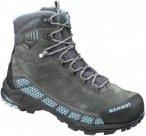 Mammut Damen Comfort Guide High GTX SURROUND Schuhe Grau 39, 39.5