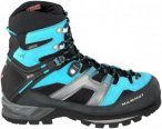 Mammut Damen Magic High GTX Schuhe (Größe 37.5, Blau) | Bergstiefel & Expediti