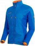 Mammut Herren Eigerjoch In Hybrid Jacke (Größe XL, Blau)